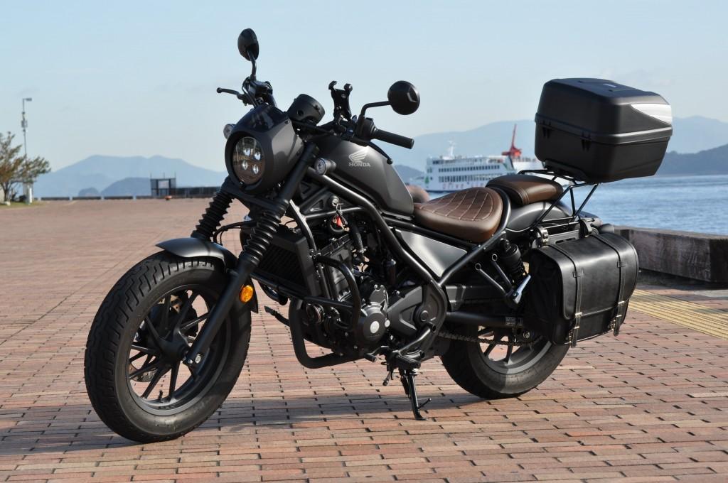 レブル250(SH-201) - 【公式】レンタルバイクのベストBike® JR坂出駅前