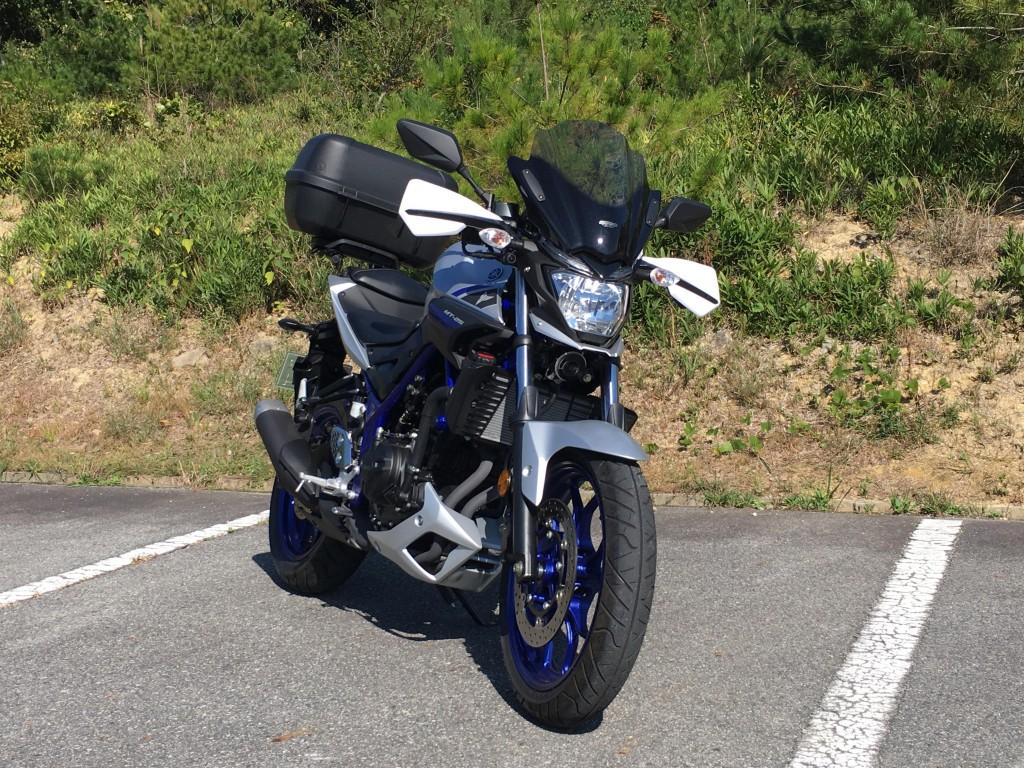 MT-25(SH-215) - 【公式】レンタルバイクのベストBike® 高松空港