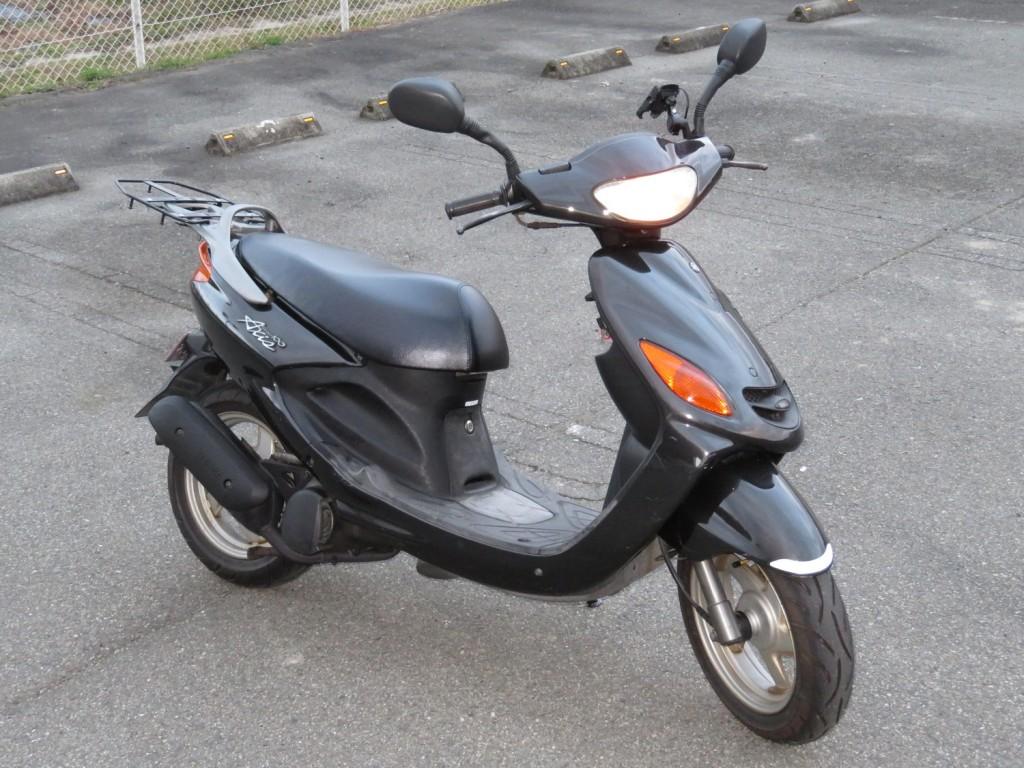 グランドアクシス100(SH-241) - 【公式】レンタルバイクのベストBike® 阪神今津駅前