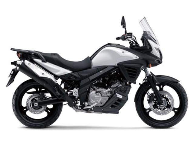V-strom 650 (FC-000) - 【公式】レンタルバイクのベストBike® JR二条駅前