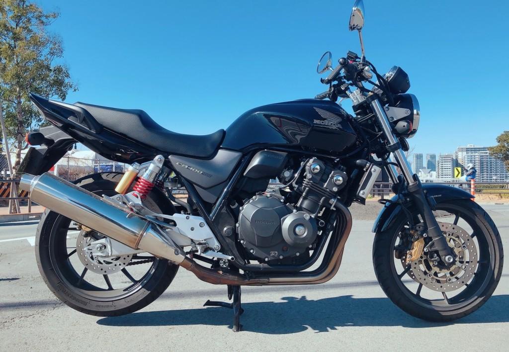 CB400Revo(SH-243) - 【公式】レンタルバイクのベストBike® 川崎駅前