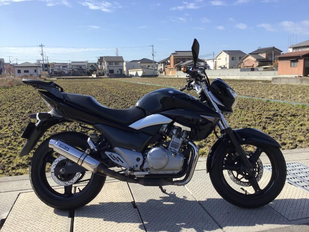GSR250(FC-000) - 【公式】レンタルバイクのベストBike® JR桂川駅前