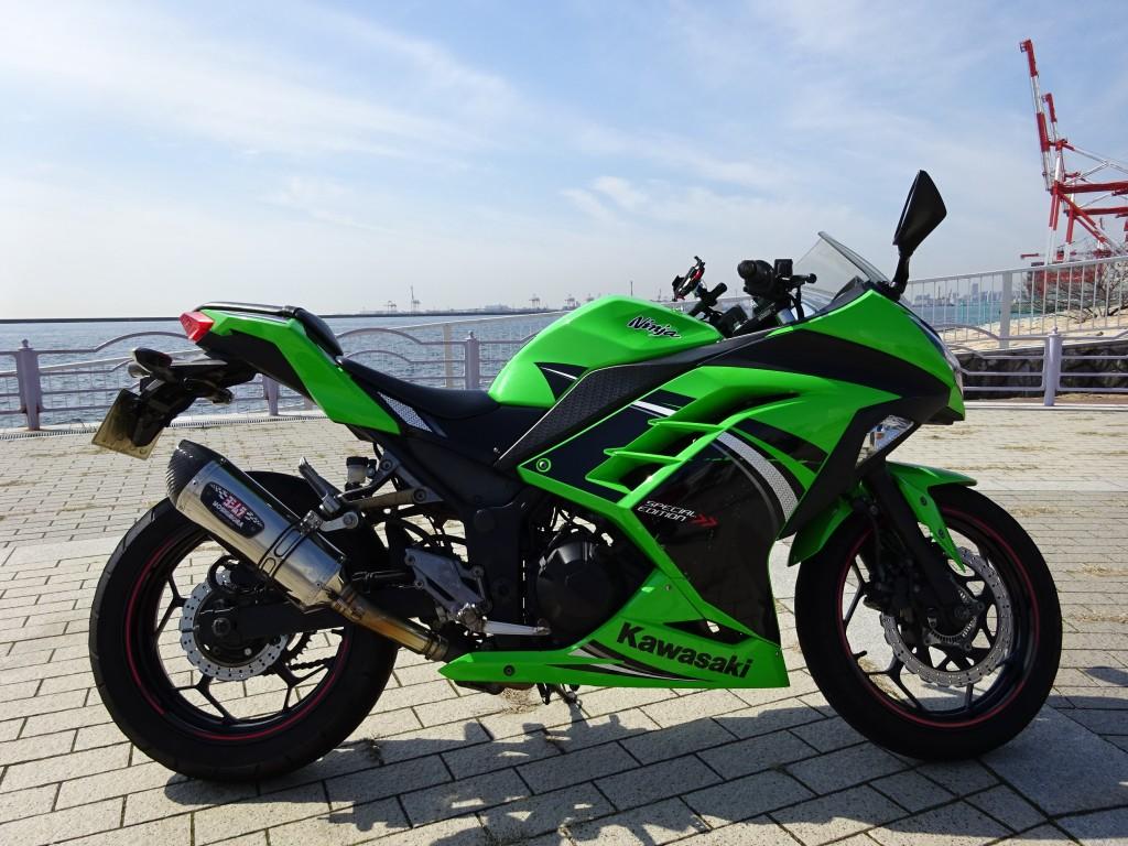 NINJYA250 ABS(FC-000) - 【公式】レンタルバイクのベストBike® 地下鉄烏丸御池駅前