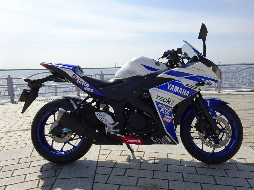 YZF-R25(FC-000) - 【公式】レンタルバイクのベストBike® JR桂川駅前