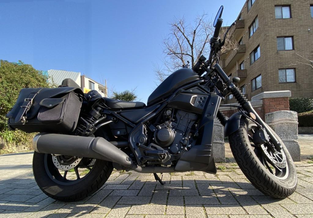 レブル250(SH-242) - 【公式】レンタルバイクのベストBike® 池袋駅前