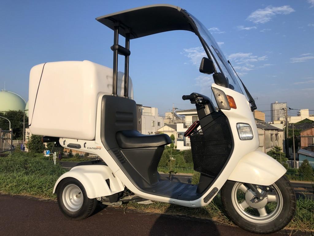 [要普免]キャノピーミニカー(SH-225-2) - 【公式】レンタルバイクのベストBike® 水天宮駅前