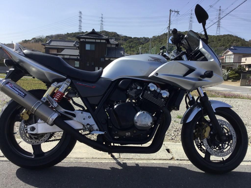 CB400Revo スーパーボルドール(FC-000) - 【公式】レンタルバイクのベストBike® 中国勝山駅前