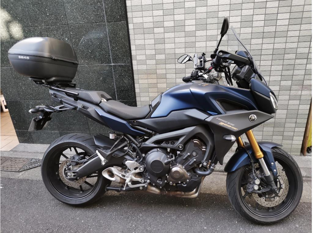 トレーサー900GT(SH-253) - 【公式】レンタルバイクのベストBike® 渋谷駅前