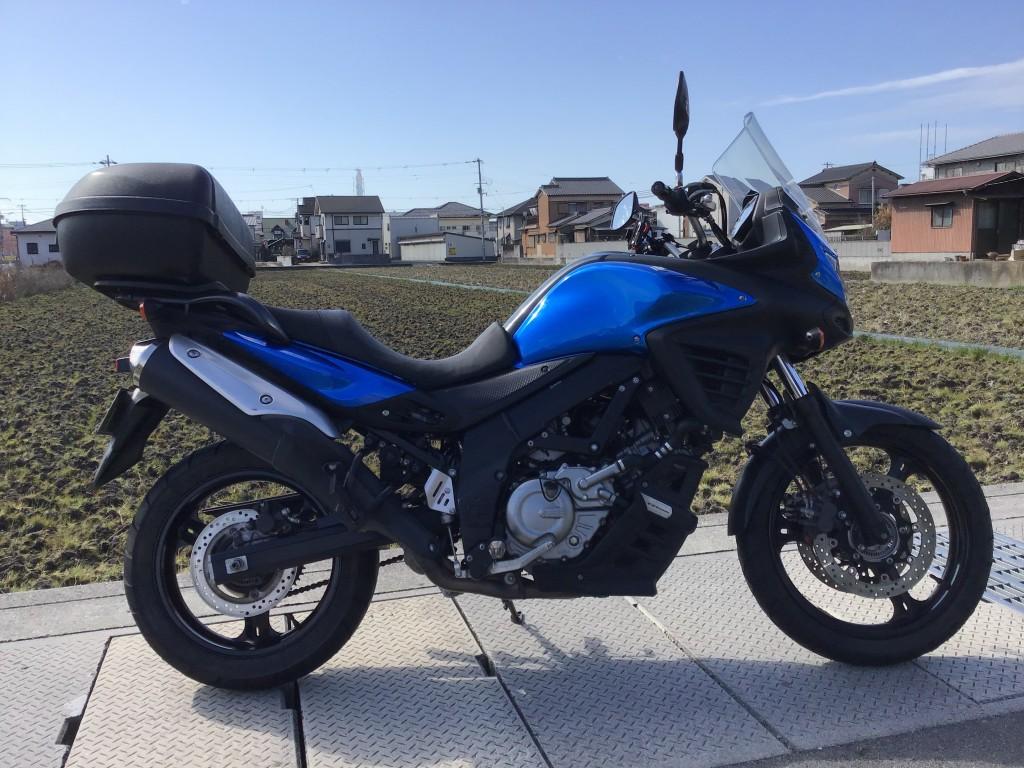 Vstorm650 (FC-000)広島 - 【公式】レンタルバイクのベストBike® 広島空港