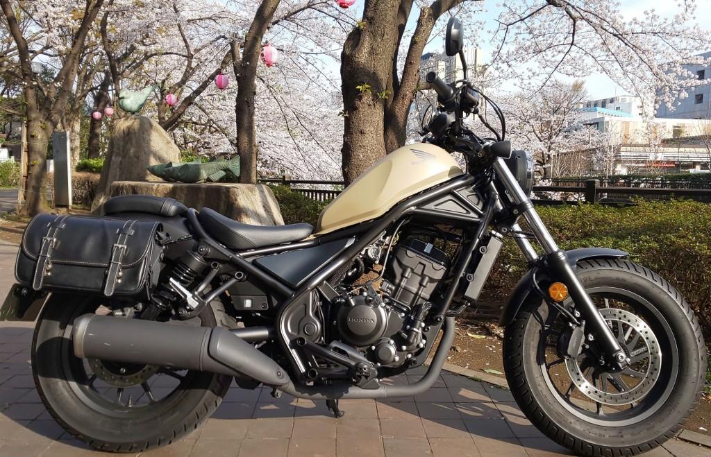 レブル250(SH-249) - 【公式】レンタルバイクのベストBike® 水天宮駅前