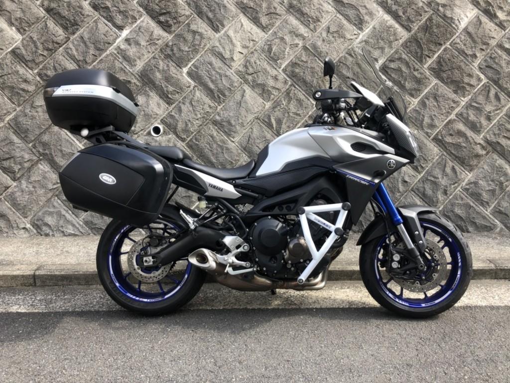 MT-09 トレーサー(SH-224) - 【公式】レンタルバイクのベストBike® 二俣川駅前