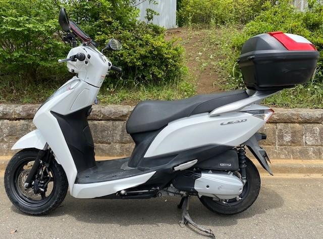 リード125(SH-209) - 【公式】レンタルバイクのベストBike® 逗子駅&新逗子駅