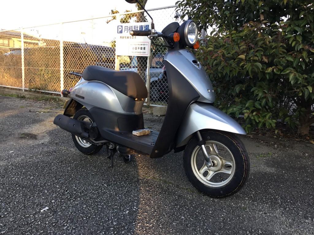 トウデイ (FC-000)  シルバー - 【公式】レンタルバイクのベストBike® JR 名鉄 金山駅前