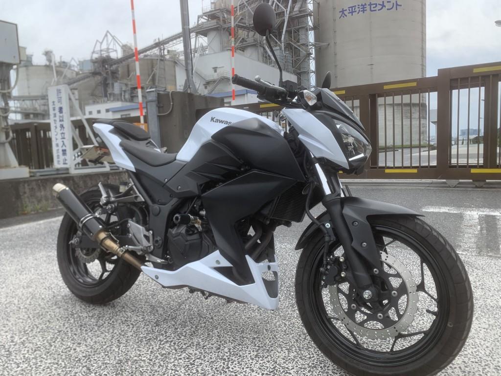 Z250(HN-00) - 【公式】レンタルバイクのベストBike® 新橋駅前