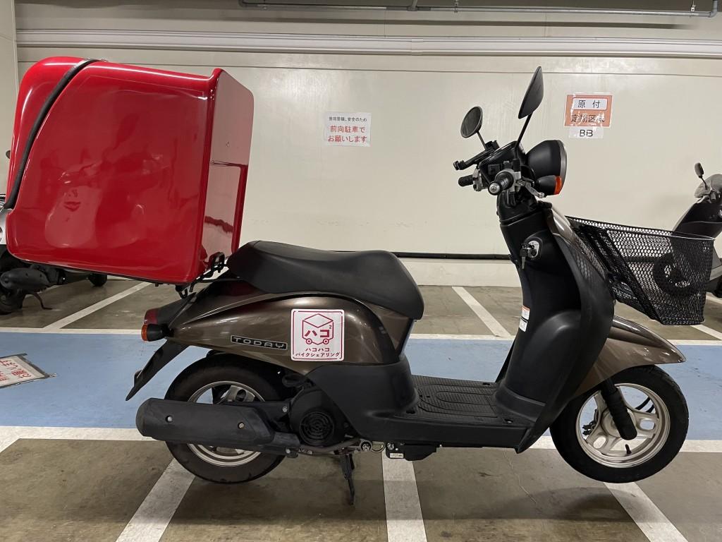 today F (HN-00) - 【公式】レンタルバイクのベストBike® 浦和駅前