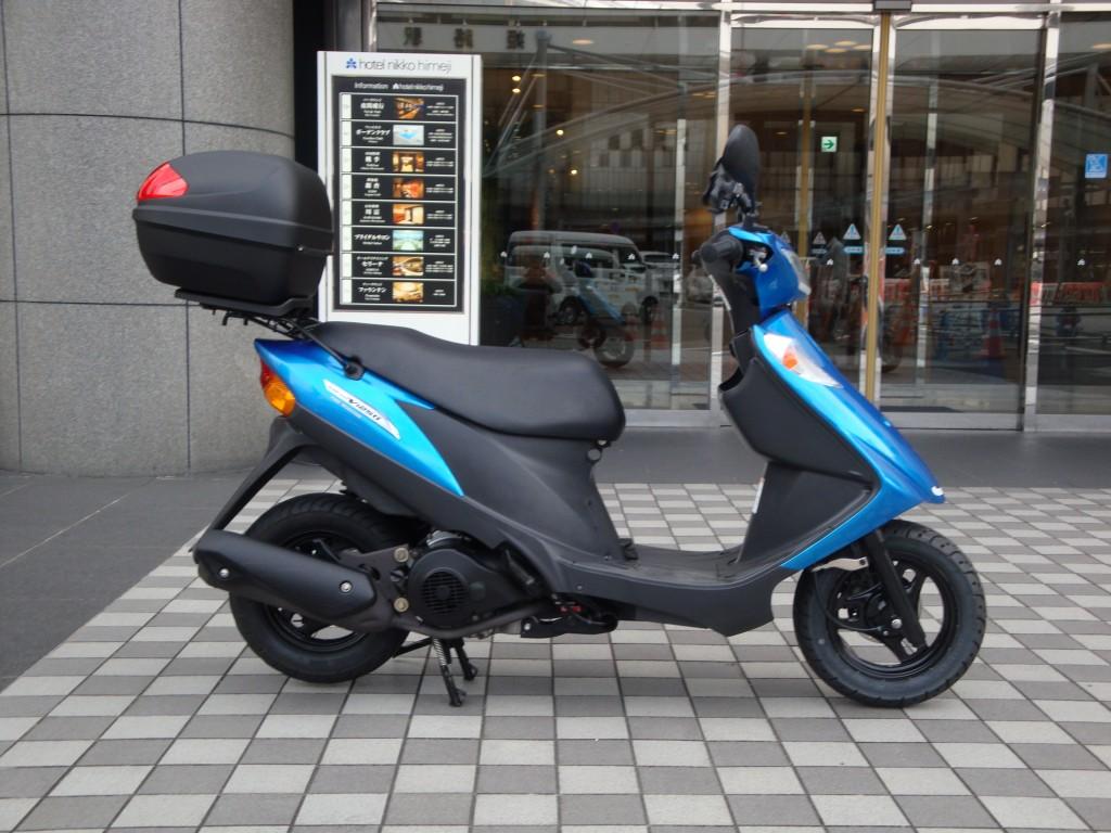 V125G(FC-000) - 【公式】レンタルバイクのベストBike® 醍醐駅前(地下鉄東西線)