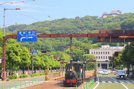 【公式】レンタルバイクのベストBike® JR松山駅前